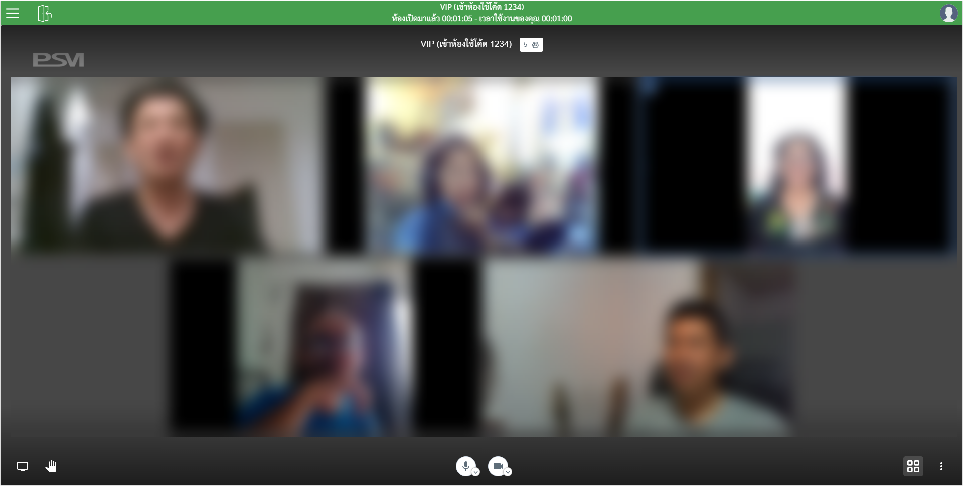 Smart Video Conference